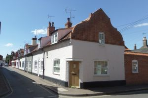 Fishermans Cottages in Southwold