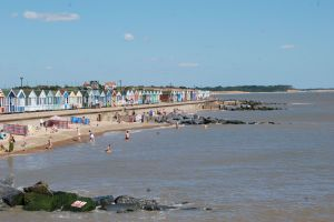 North Beach at Southwold