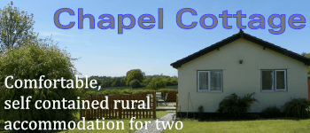 Chapel Cottage, Bramfield Self Catering