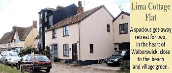 Lima Cottage, Walberswick