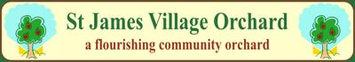 St James Village Orchard