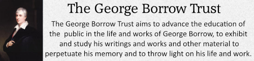 George Borrow Trust Banner