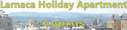 Larnaca Holiday Apartment, Cyprus