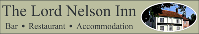 The Lord Nelson Inn Banner