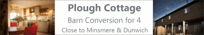 Plough Cottage Banner