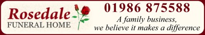 Rosedale Funeral Home Banner