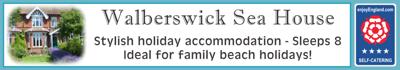 Walberswick Sea House