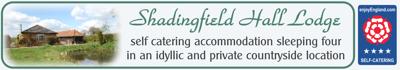 Shadingfield Hall Lodge