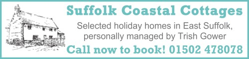 Suffolk Coastal Cottages Banner