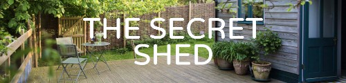 The Secret Shed