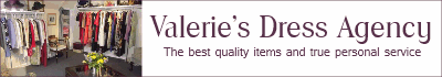 Valerie's Dress Agency