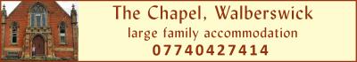 The Chapel, Walberswick