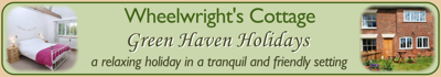 Green Haven Holidays - Wheelwrights Cottage
