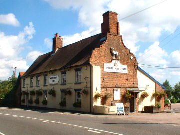 The White Hart at Blythburgh