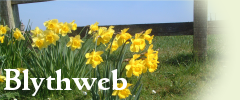 Blythweb's image for April shows sunny daffodils to complement all the other signs of Spring in the Southwold area of north-east Suffolk.  Trees are greening as leaf buds swell, blossom trees are blossoming, spring flowers are flowering, birds are singing and exploring nest sites - nature is stirring! This can be a lovely time to experience the Suffolk coast and countryside. We feature a variety of accommodation, both serviced and self-catering, so come and sniff the air, and enjoy a change of scene.