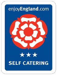 Enjoy England 4 Star Self Catering Award