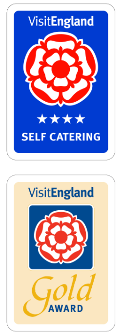 4 Star Enjoy England Self Catering and Gold Award