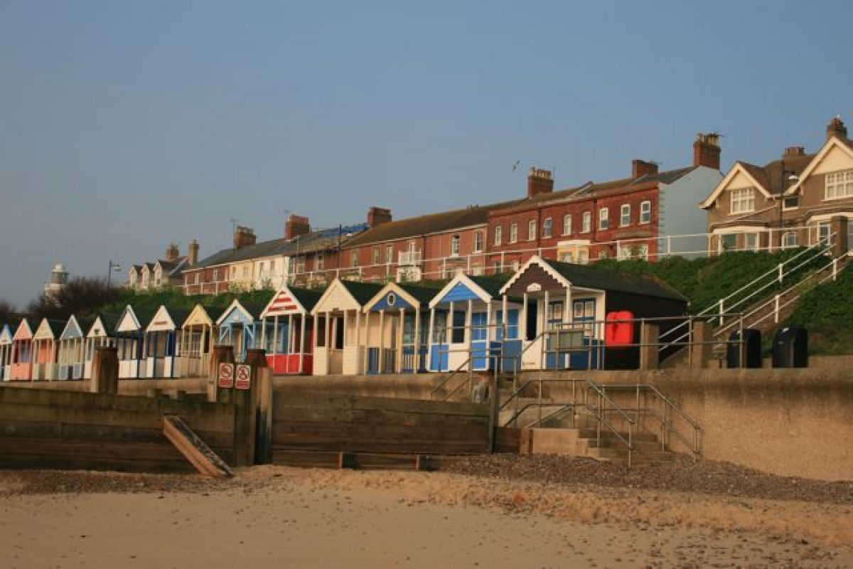 23 North Parade - Self-Catering, Southwold