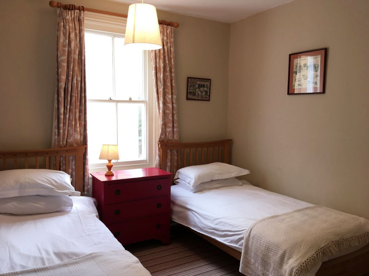 23 North Parade Self Catering Southwold