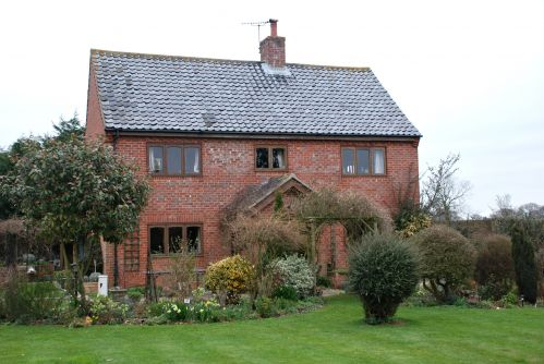 Bloom's Bed and Breakfast is at Hall Farm, a working farm close to Southwold.