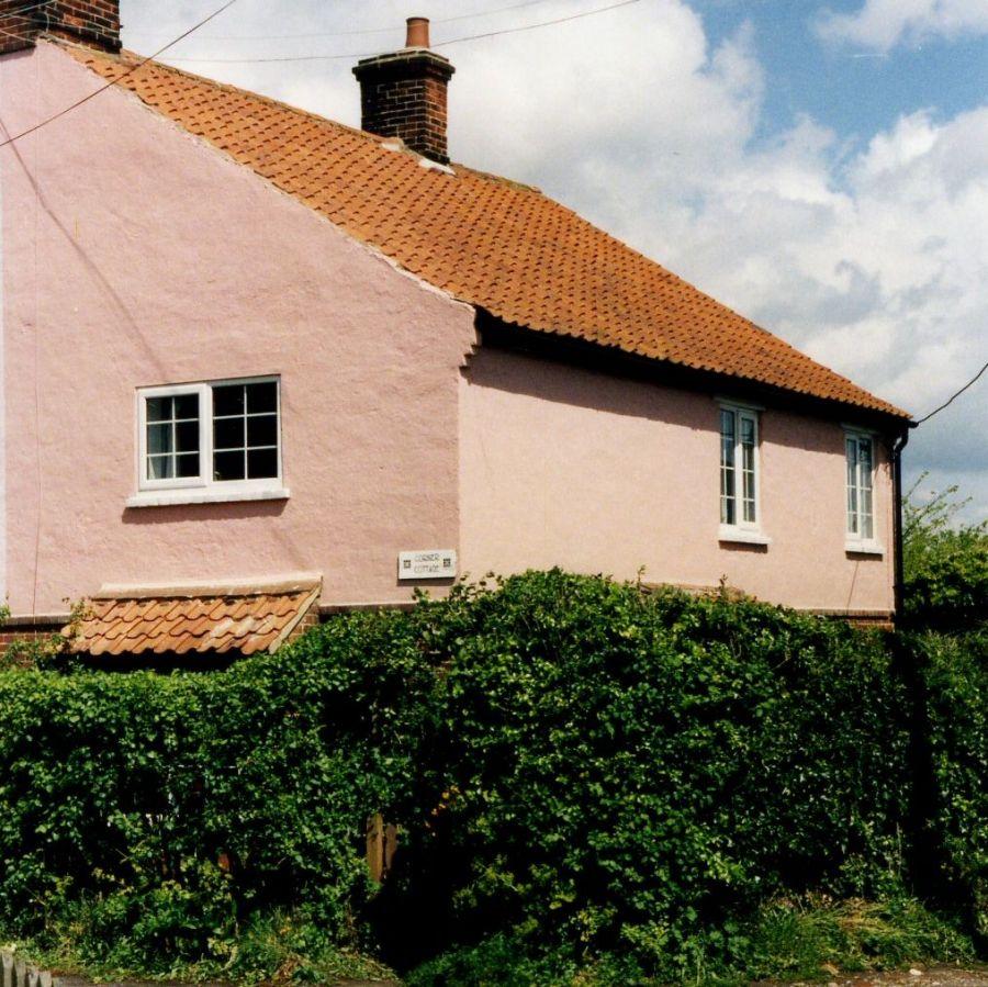 Corner Cottage in Walberswick